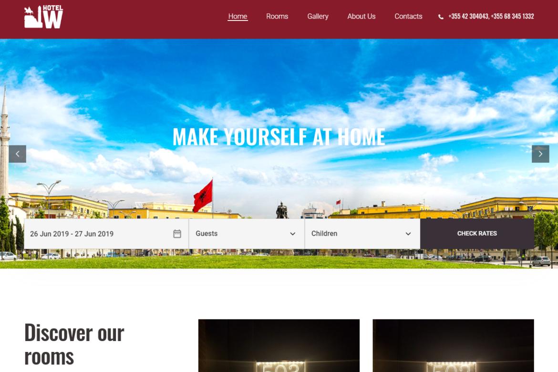 newwhotel1.com
